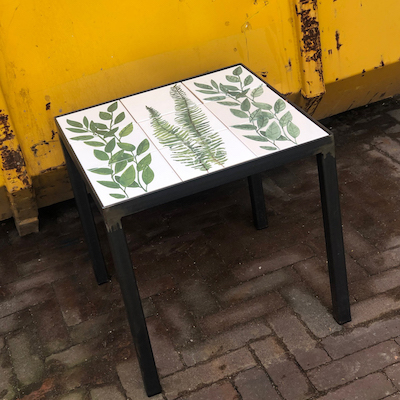 tile table